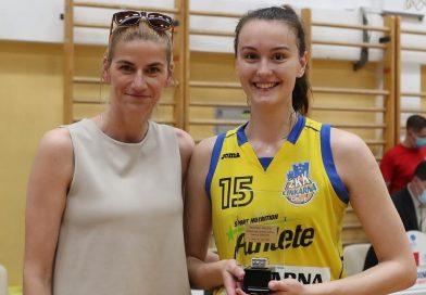 Ula Krenk državna kadetska prvakinja
